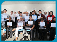 Class holding certificates